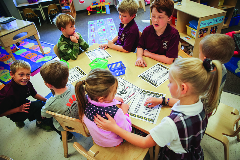Catholic Preschools St. Huberts Chanhassen MN